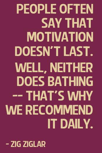 Hitta motivation